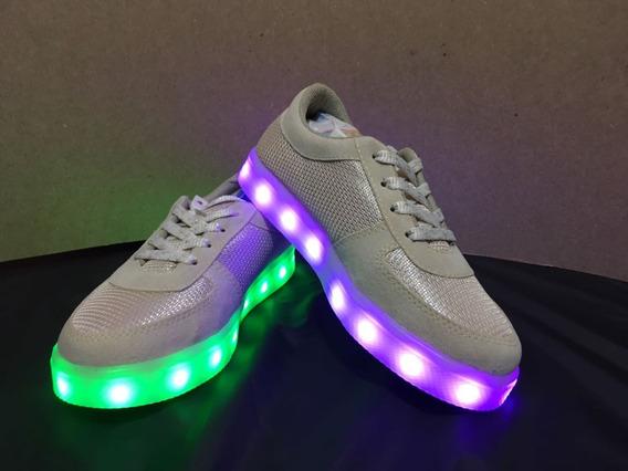 Zapato Tenis Led
