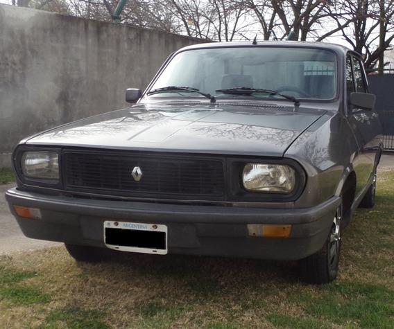 Renault 12 Tl 1,4 Con Aire Acondicionado Y Gnc, Modelo 1992
