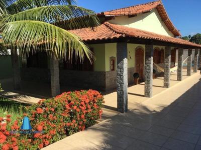 Casa A Venda No Bairro Bacaxá Em Saquarema - Rj. - 721-1