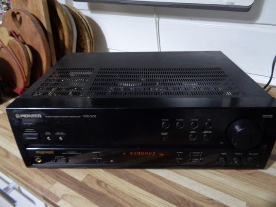 Receiver Pioneer Vsx-305 _ Home 5.1