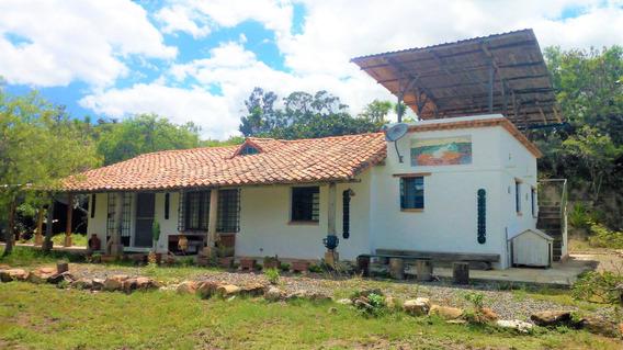 Casa Finca Rústica; Villa De Leyva
