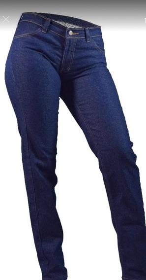 Pantalon Blue Jean Strech Dama Uniforme