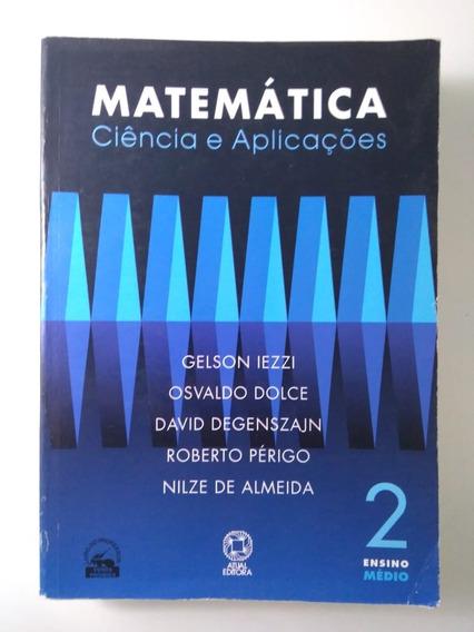 Matemática Ciências E Aplicações