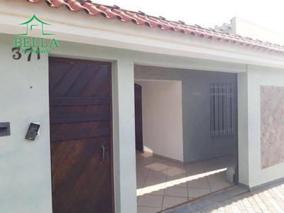 Casa Residencial Para Venda E Locação, Parque São Domingos, São Paulo. - Ca0736