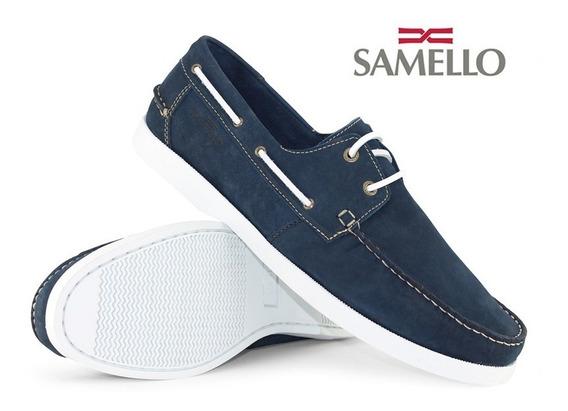 Dockside Samello Marinho Tamanhos 38 A 45 46 47 48 Original