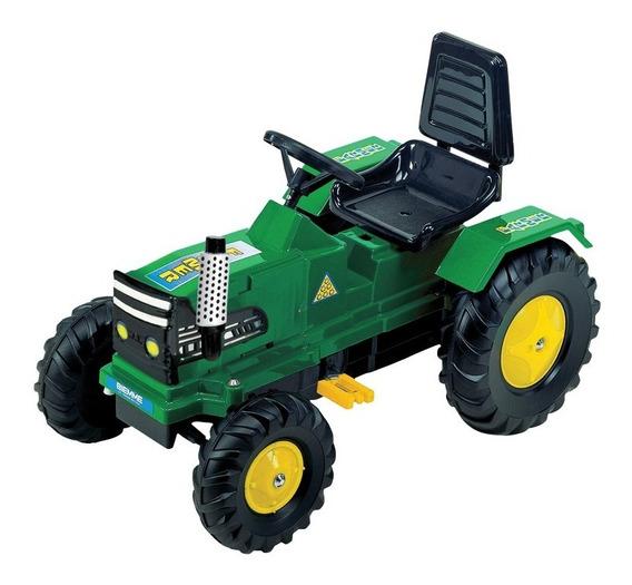 Tractor Con Pedal A Cadena Farmer Biemme Gigante Biemme