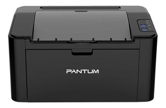 Impressora Laser Mono Wireless Pantum P2500w Elgin