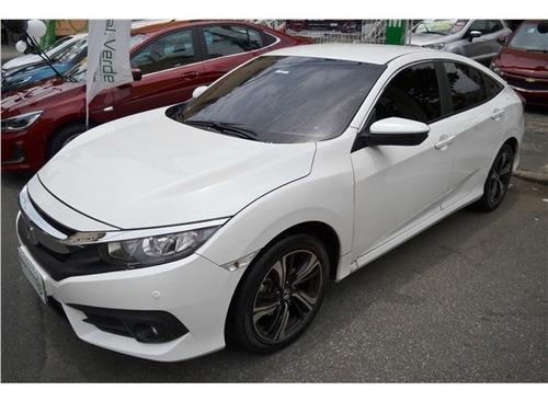 Imagem 1 de 12 de Honda Civic 2.0 16v Flexone Lx 4p Cvt