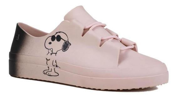 Tênis Feminino Casual Zaxy Snoopy