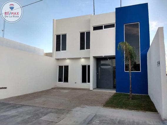 Casa Nueva En Venta Fraccionamiento Cumbres, Tranquilidad Y Plusvalía