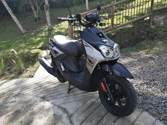 Yamaha Bws-x Como Nueva 2020