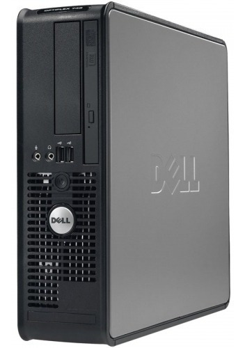Cpu Dell Optiplex 4 Gb/hd 80gb/intel Core 2 Duo 2.66ghz