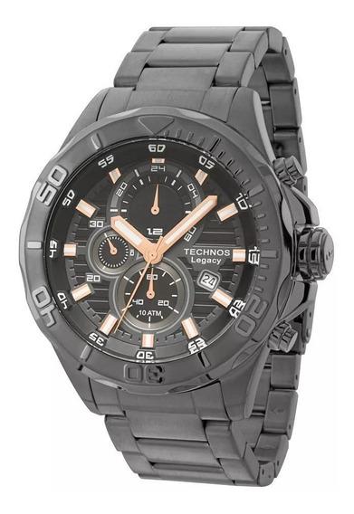 Relógio Technos Masculino Classic Legacy Analógico Js15ba/3c