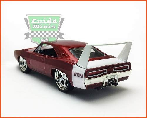 Dodge Charger Daytona 1969 Jada - Escala 1/32