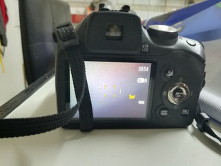 Cámara Fotográfica Semiprofesional Fujifilm Pinepix Sl