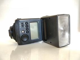 Flash Sunpak Pz5000af Para Nikon