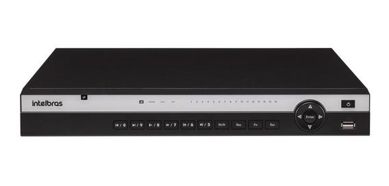 Nvr Stand Alone Intelbras Nvd 3116 16 Canais Camera Ip 4k