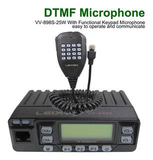 Radio Movil Vv898s 25watts