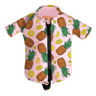 Colete Infantil Prolife Camisa Flutuadora Proteção Uv50 Full