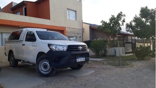 Toyota Hilux 2.4 Cd 150cv 4x2 2018