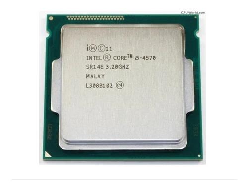 Imagem 1 de 1 de Processador Gamer Intel Core I5-4570 Cm8064601464707