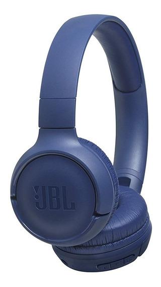 Fone Jbl T500bt Bluetooth Headphone Jbl T500 Bluetooth Azul