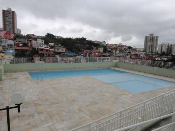 Apartamento Com 3 Dormitórios Para Alugar, 59 M² Por R$ 1.800,00/mês - Butantã - São Paulo/sp - Ap7143
