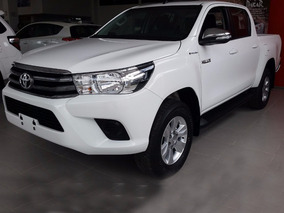 Toyota Hilux 2.400 C.c 4x4 Diesel 2018