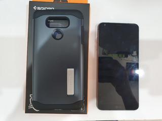 Smartphone Lg G6 64gb Câmera 13mp E Quad-core Seminovo