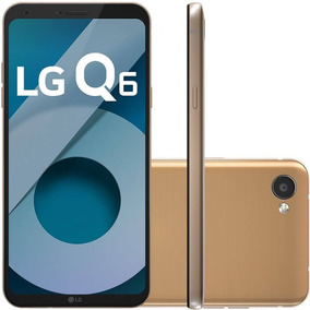 Smartphone Lg Q6 Lgm700tv Rose Gold 32gb 5,5 Dual Chip 13m