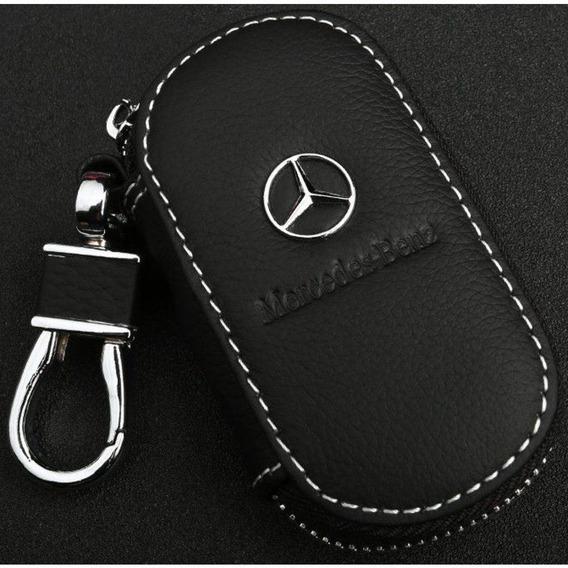 Chaveir Porta Couro Mercedes Benz C180 Clk Cla C280 C200 Amg