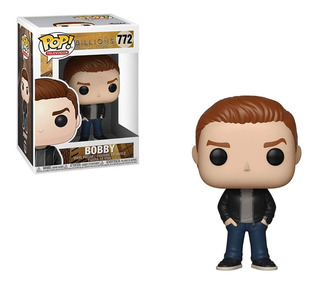Figura Funko Pop Tv Billions - Bobby 772