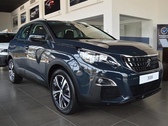 Peugeot 3008 Active 5p 1.6 Thp, 165 Hp, Aut 6 Vel, Año 2021