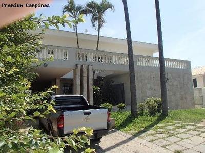 Casa À Venda Em Parque Taquaral - Ca162211