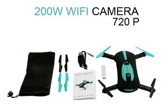 Pocket Drone Selfie Jy018 Pronta Entrega