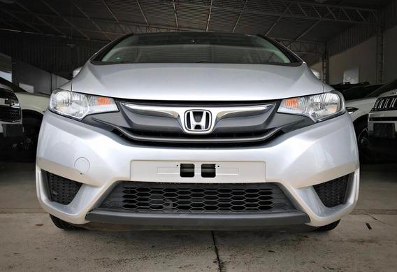 Honda Fit Lx 1.5. Cinza 2015/15