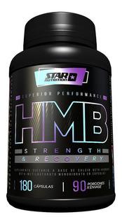Star Nutrition Hmb Calcio Hidroxy Beta Metilbutarato 180 Cap