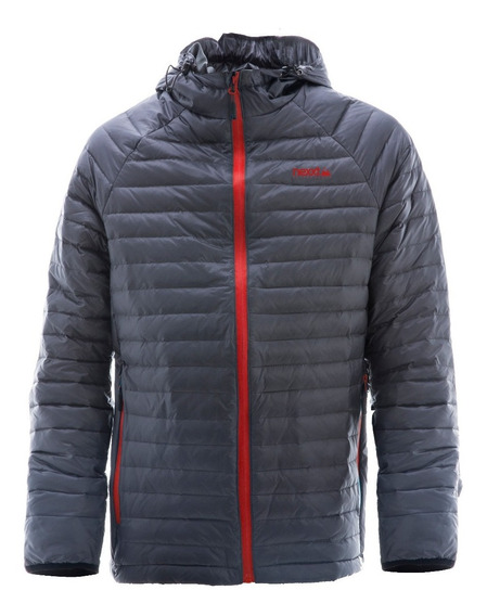 Campera Pluma Nexxt Performance Granite Hombre Impermeable