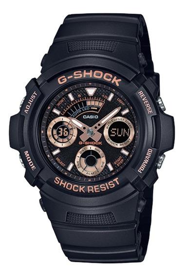 Relógio Masculino Casio G-shock Aw-591gbx-1a4dr - Preto