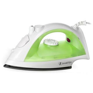 Smartek Steam Iron, Verde Blanco