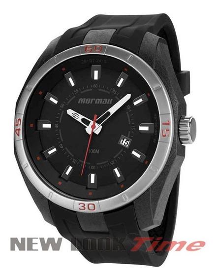 Relógio Mormaii Nautique Mo2315zd/8r *fibra De Vidro