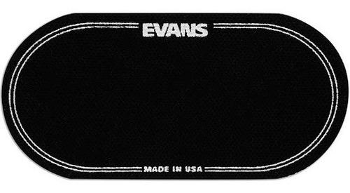 Evans Parches Refuerzo Negro Antideslizante Doble Eqpb2 Par