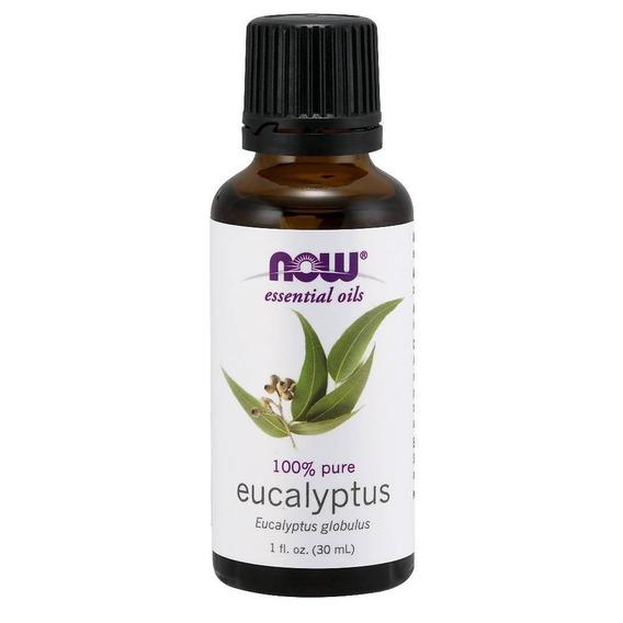 Now Aceite Esencial De Eucalipto, 30 Ml - Barulu