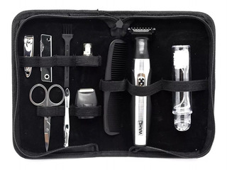 Kit Aseo Para Viajes Nasal Y Mini Trimmer Travel Kit Wahl