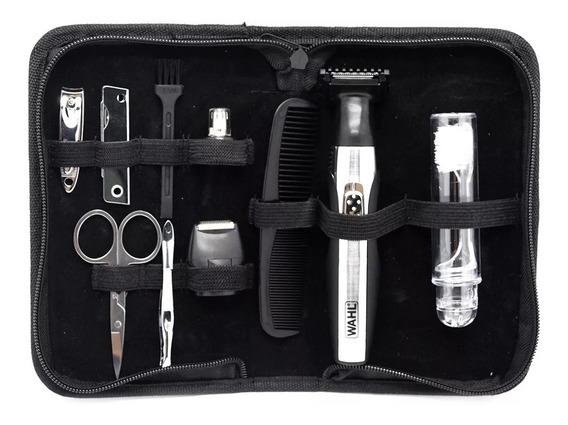 Kit Aseo Para Viajes Nasal Y Mini Trimmer Travel Kit Wahl