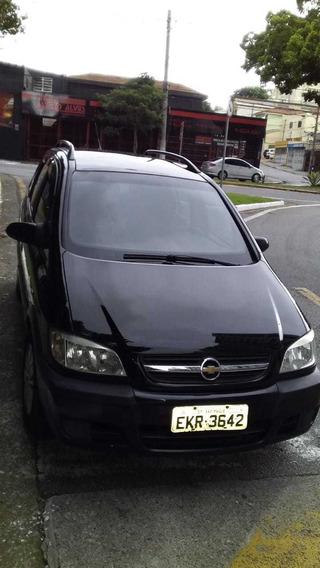 Chevrolet Zafira, 5 Portas, 7 Lugares, Automática 2.0 Flex