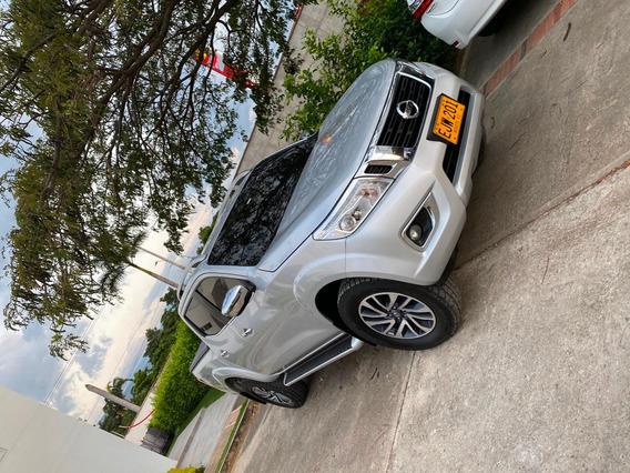 Nissan Frontier Le 4x4 Aut.