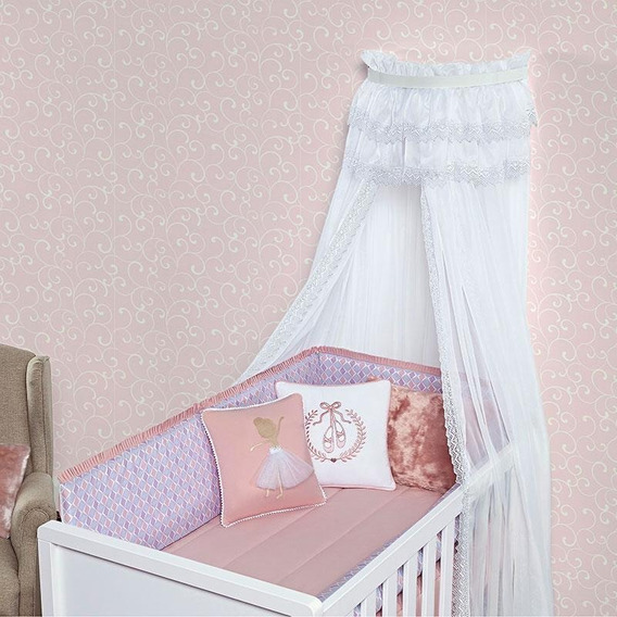 Mosquiteiro Com Dossel 02003-batistela Baby