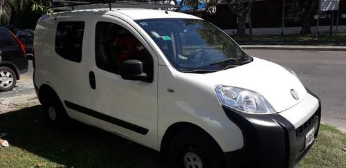 Fiat Qubo 2012 Furgon Carrozado