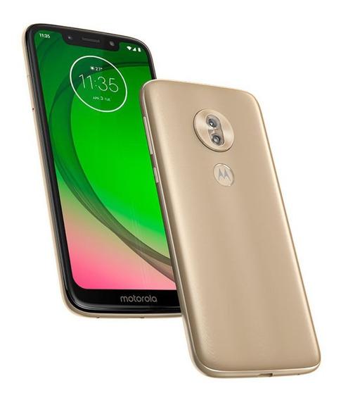 Moto G7 Play Celular Libre Dorado Motorola Smartphone